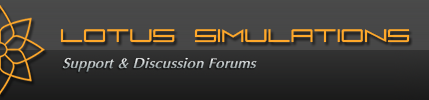Lotus Simulations - Support Forums